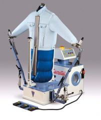 Service of any equipment for dry-cleaners