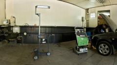 Diagnostics and repair of electric equipment of