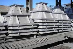 Installation of non-standard processing equipmen