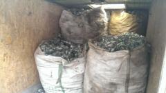 Утилизация использованной тары и упаковки.