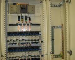 Поставка щитового электрооборудования