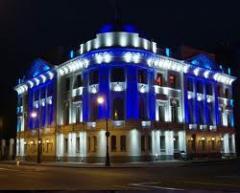 Подсветка фасадов. Архитектурно-декоративная
