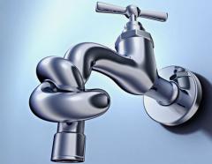 Устранение течи водопровода