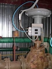 Repair, modernization, delivery of shutoff valves