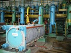 Installation and replacement of electrolysis