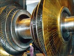 Ремонт, модернизация турбин ТЭС и ТЭЦ, запчасти