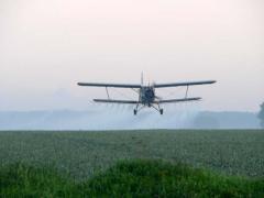 Авиационно-химические работы