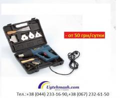Construction hair dryers – rent and sale, Kiev