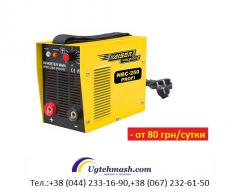 Welding machines – rent and sale, Kiev