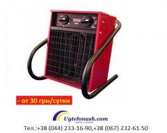 The electric heater – rent and sale, Kiev
