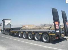 Transportation of bulky goods 30 tn