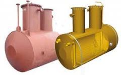 Ремонт подземных резервуаров для нефтепродуктов