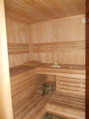 Services of the Finnish sauna