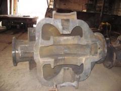 Капитальный ремонт  насоса  Д 6300