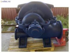 Major repair of the pump D 1250