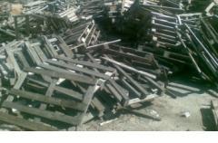 Утилизация деревянных поддонов