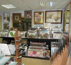 Frames for pictures to order in Kiev