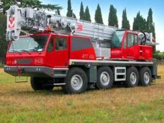 Услуги крана стрелового автомобильного RIGO RTТ-654