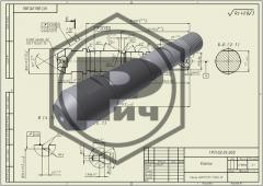 Metal working and production of details according to drawings of the customer.