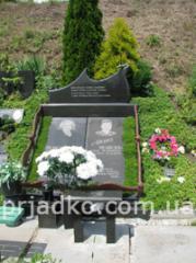 Drawing inscriptions on gravestones