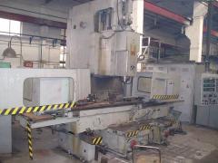 Repair and modernization of metalworking machines