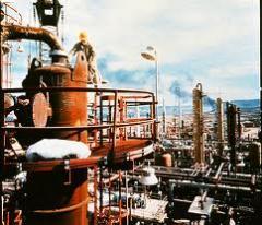 Заводы и установки по сжижению природного и