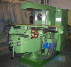 Капитальный ремонт металлообрабатывающего оборудования
