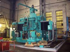 Модернизация металлорежущего оборудования