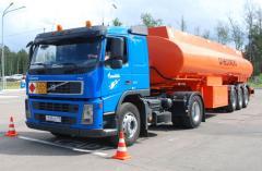 Transportation of goods, Road haulage tanks
