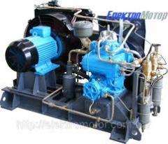 Ремонт компрессора КР-2