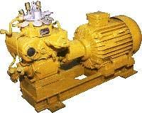 Ремонт компрессорной установки ЭК2-150