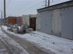 Construction of garage