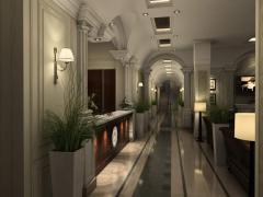 Дизайн интерьера холла театров