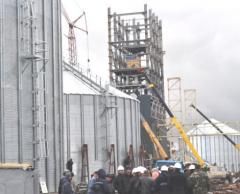 Проектирование комплексов зернохранения