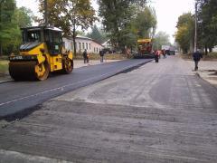Строительство дорог, ремонт, реконструкция (все