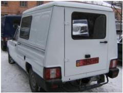 Pereobladannya IZh-27175 in vantazhopasazhirskiya,
