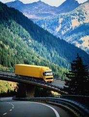 Automobile international transpor