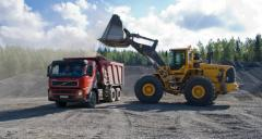 Crushed stone delivery | Dnipropetrovsk