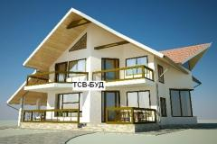 Проектирование Коттеджей   Строительство БМЗ домов