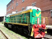 Repair of shunting locomotives of TEM-2 (all