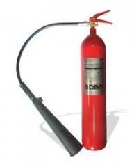 Write-off of fire extinguishers Chernihiv