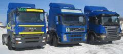 Перевозки грузов до 20т по Запорожью и Украине