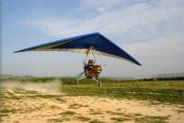 Обучение полетам на мотодельтаплане