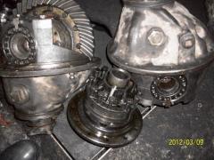 Repair of GAZ-3307 of a reducer