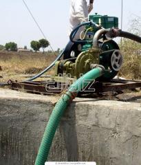 Pumps Zhytomyr, Pumps drainage Zhytomyr, Ukraine