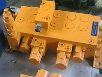Repair of hydrodistributors, hydromotors,