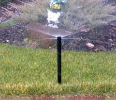 Системы полива RainBird, проектирование, монтаж