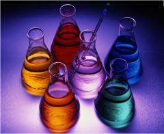 Поставки химического сырья