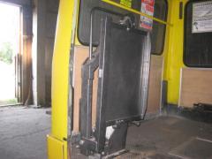 Переоборудование городских автобусов Украина