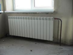 Монтаж и проектирование систем радиаторного отопления